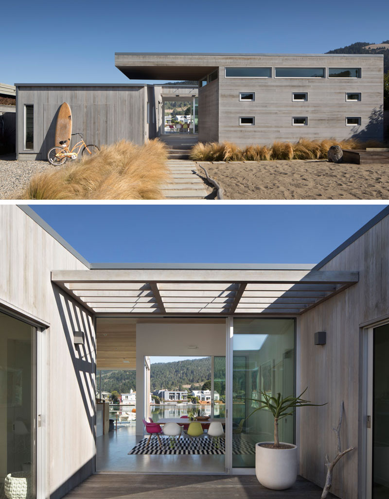 The Lagoon House by CCS Architecture in Marin County, California