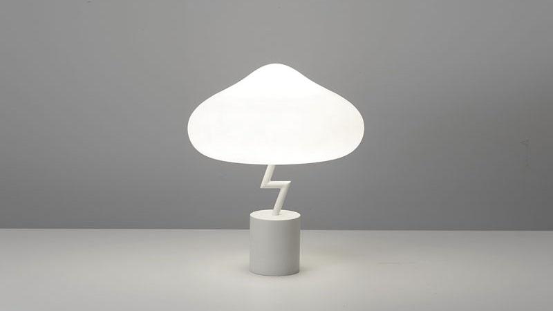 The Lightning Lamp Design by Jinyoun Kim