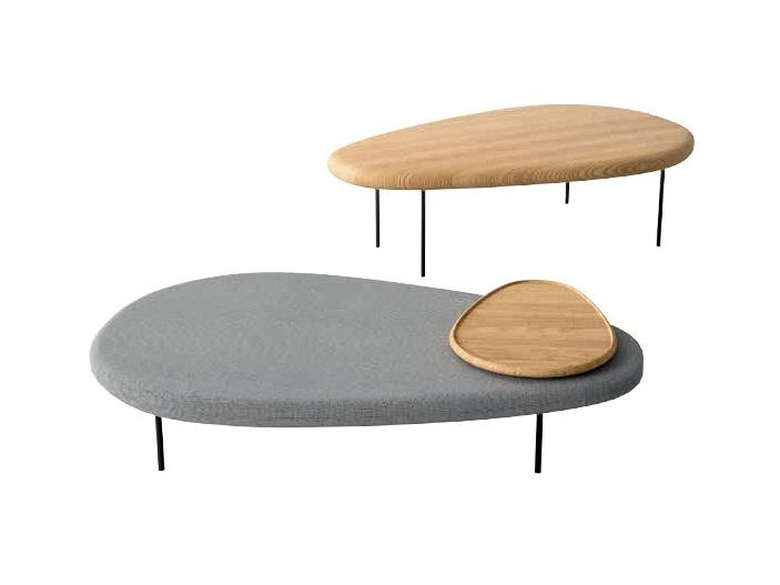 """Low Coffee Table for Living Room """"LILY"""" by Marc Thorpe"""