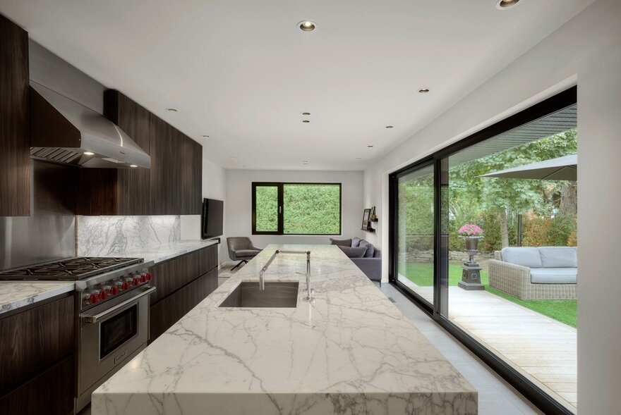 Major Renovation of a Single-Family Home by MYTO in Mont-Royal, Canada