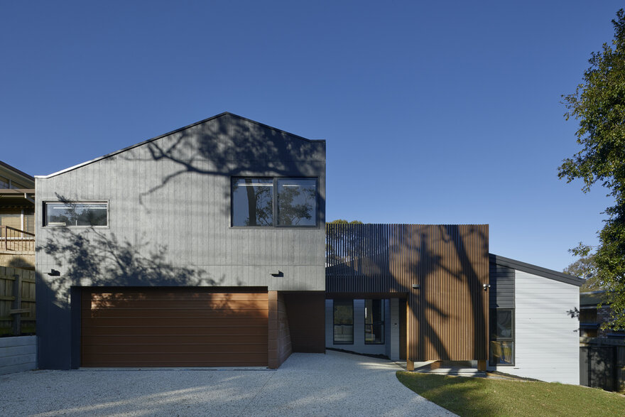 Miller Residence by Ark 8 Architects in Heathmont, Australia