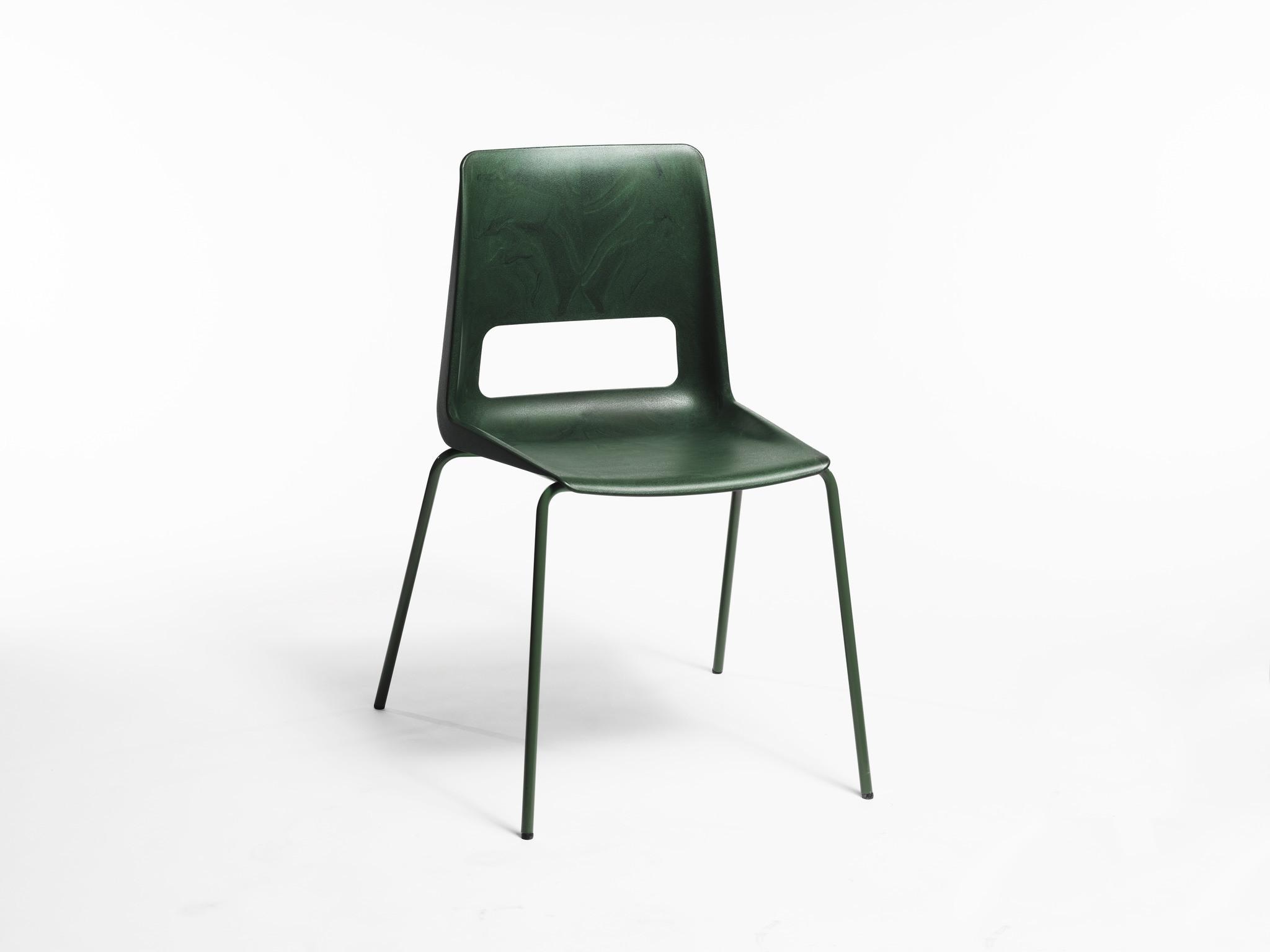 Minimalist Chair Created by Stockholm-Based Designers Snøhetta