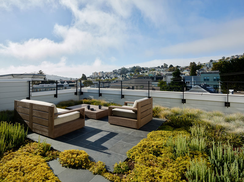 The Contemporary Remodel of a House by Feldman Architecture in Noe Valley