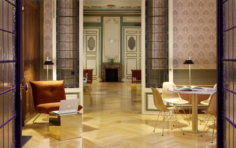 Axel Hotel Madrid by El Equipo Creativo in Madrid, Spain
