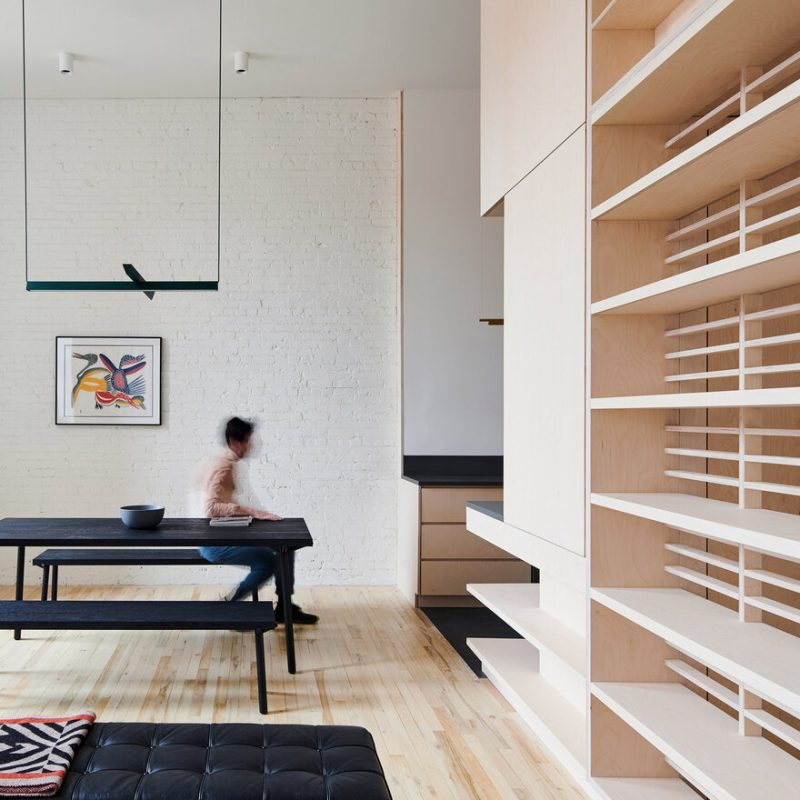 Brooklyn New York Apartments: Brooklyn Apartment Renovation By Light And Air