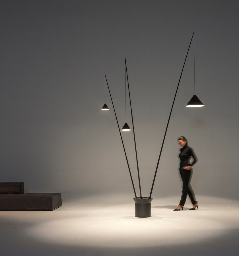 NORTH | Floor lamp by Arik Levy