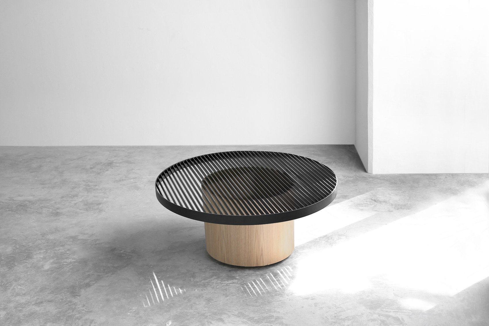 "Minimalist Collection of Furniture ""Laws of Motion"" by Joel Escalona for BREUR"
