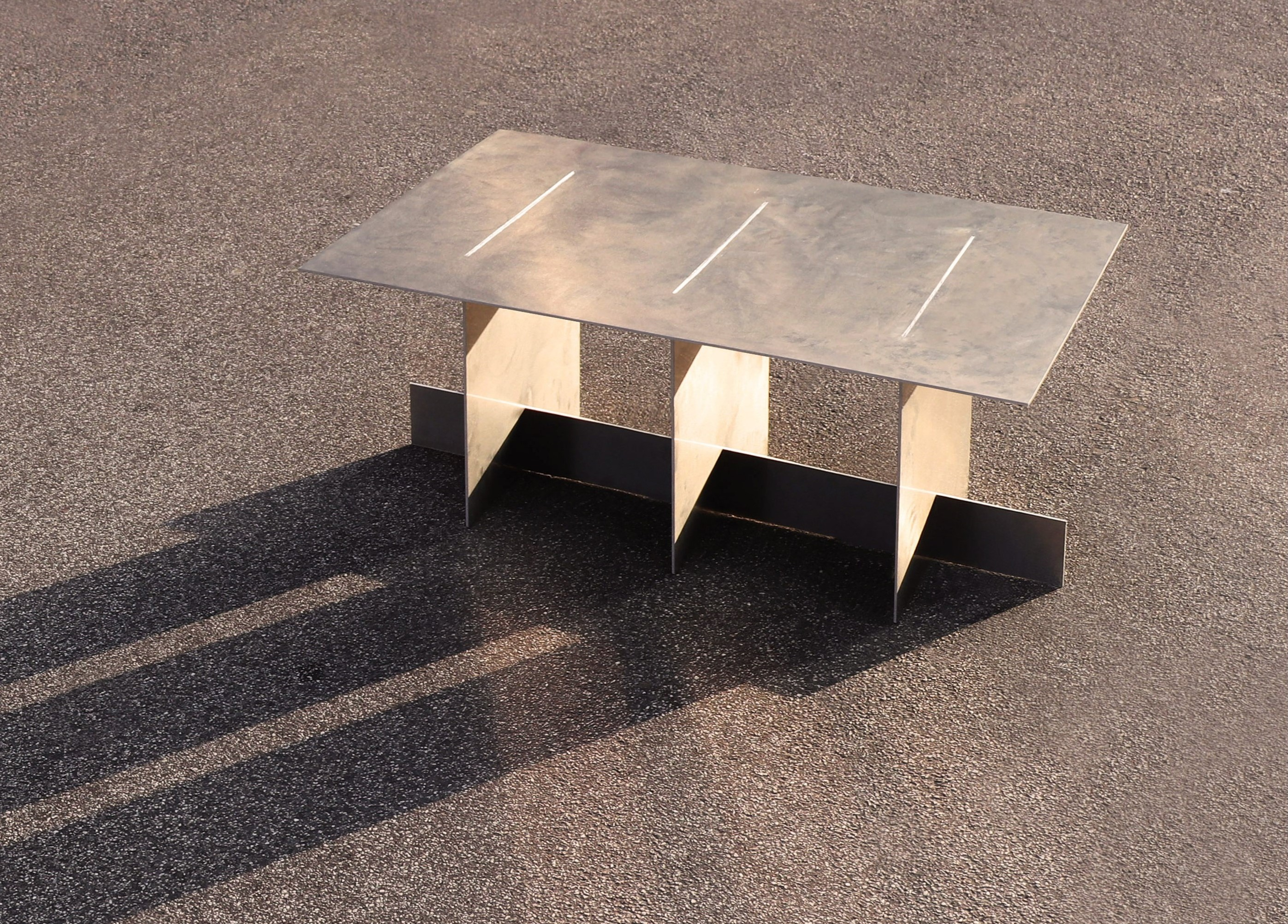 "Minimalist Table ""1.5"" by Omayra Maymó"