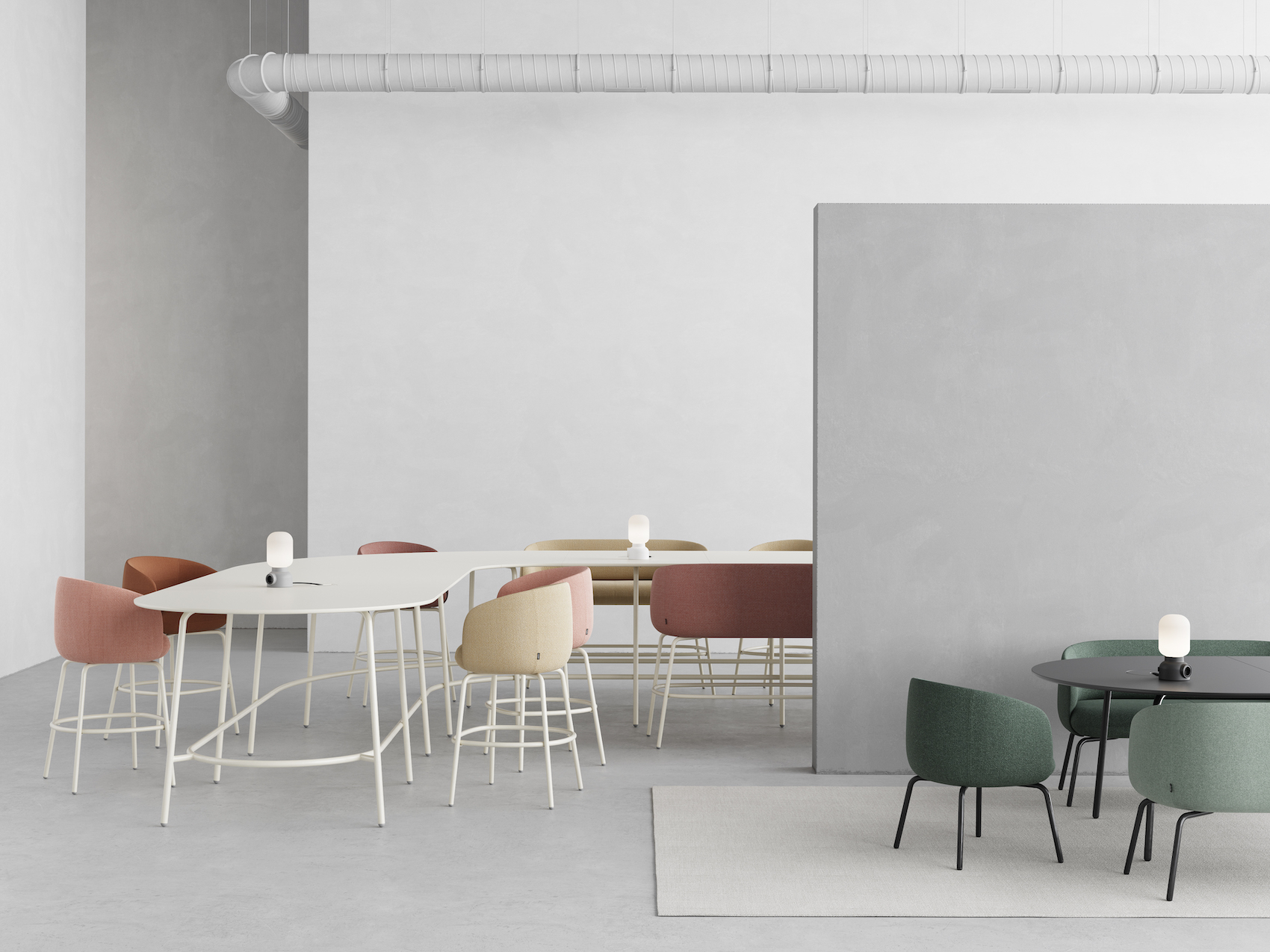 Nest System Table by Form Us with Love