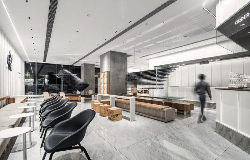 HEYTEA at Zhengzhou Grand Emporium by MOC Design Office in Zhengzhou, China