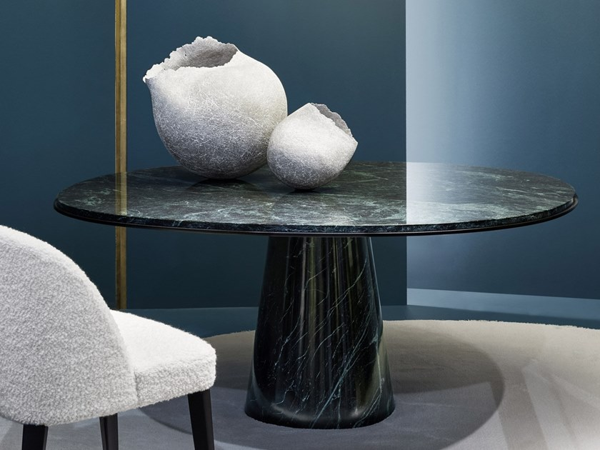 """Round Table Collection """"OWEN"""" by Andrea Parisio"""