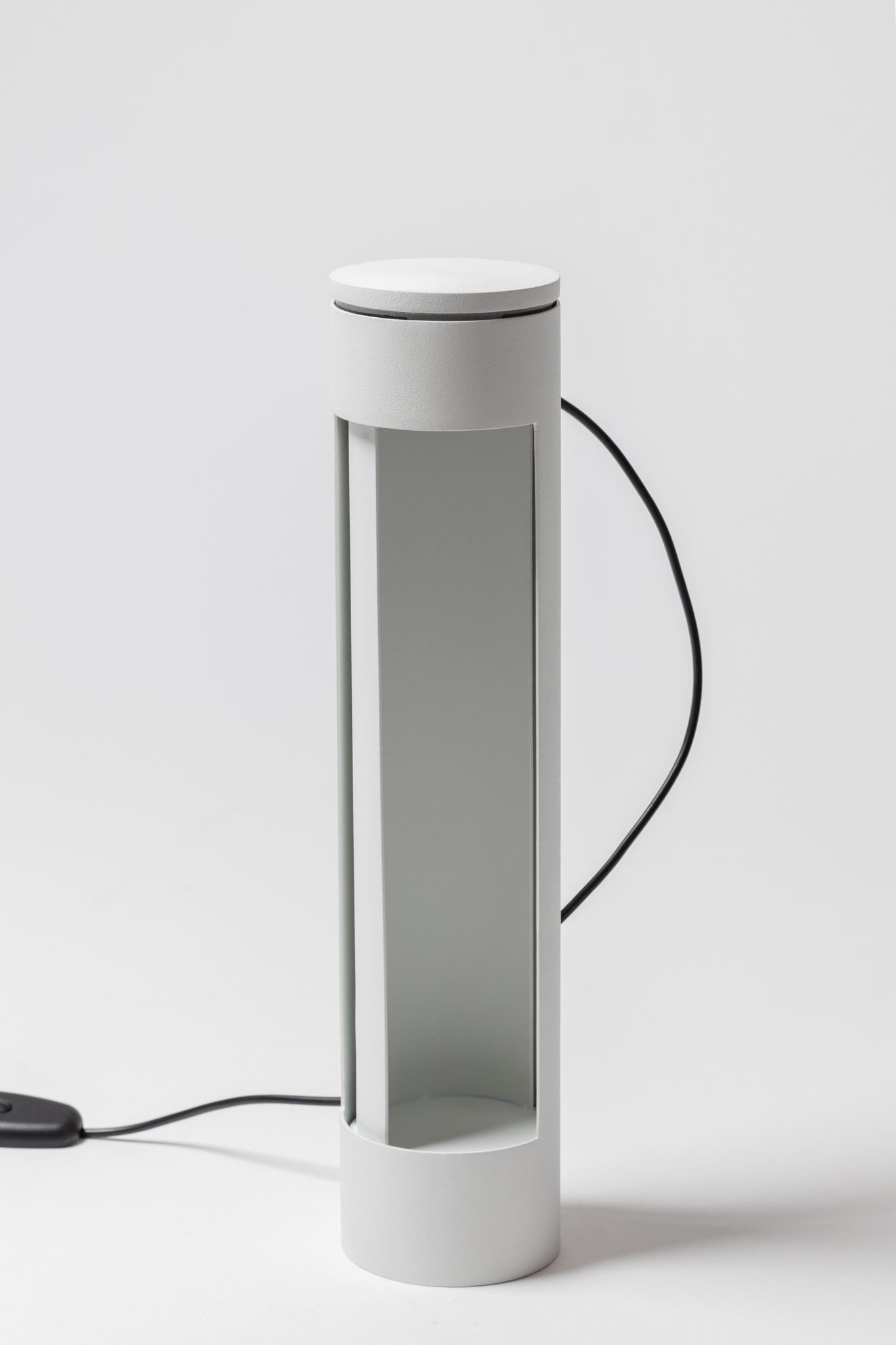 White Light Lamp by Moisés Hernández