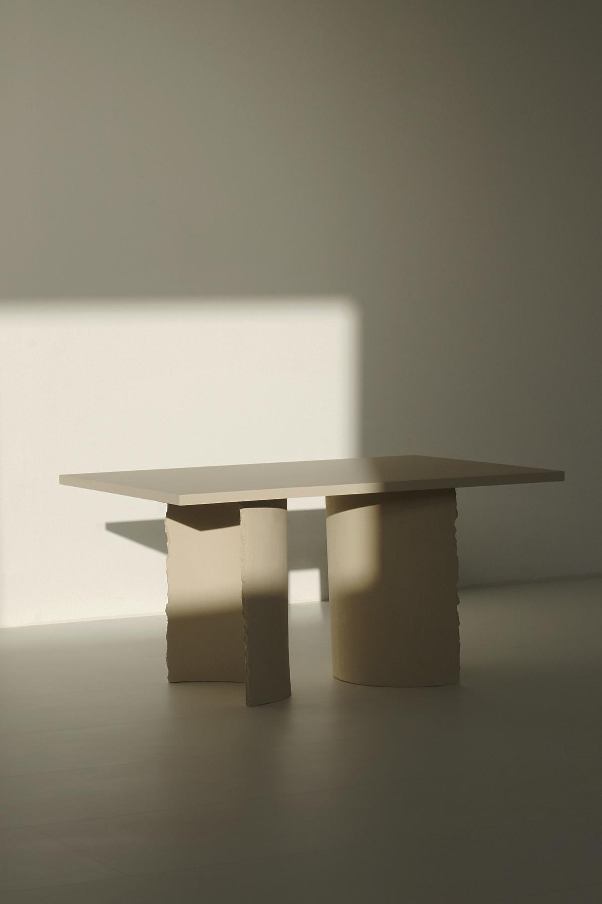 """Coffee Table and Side Table """"Common Effort"""" by Sanna Völker"""