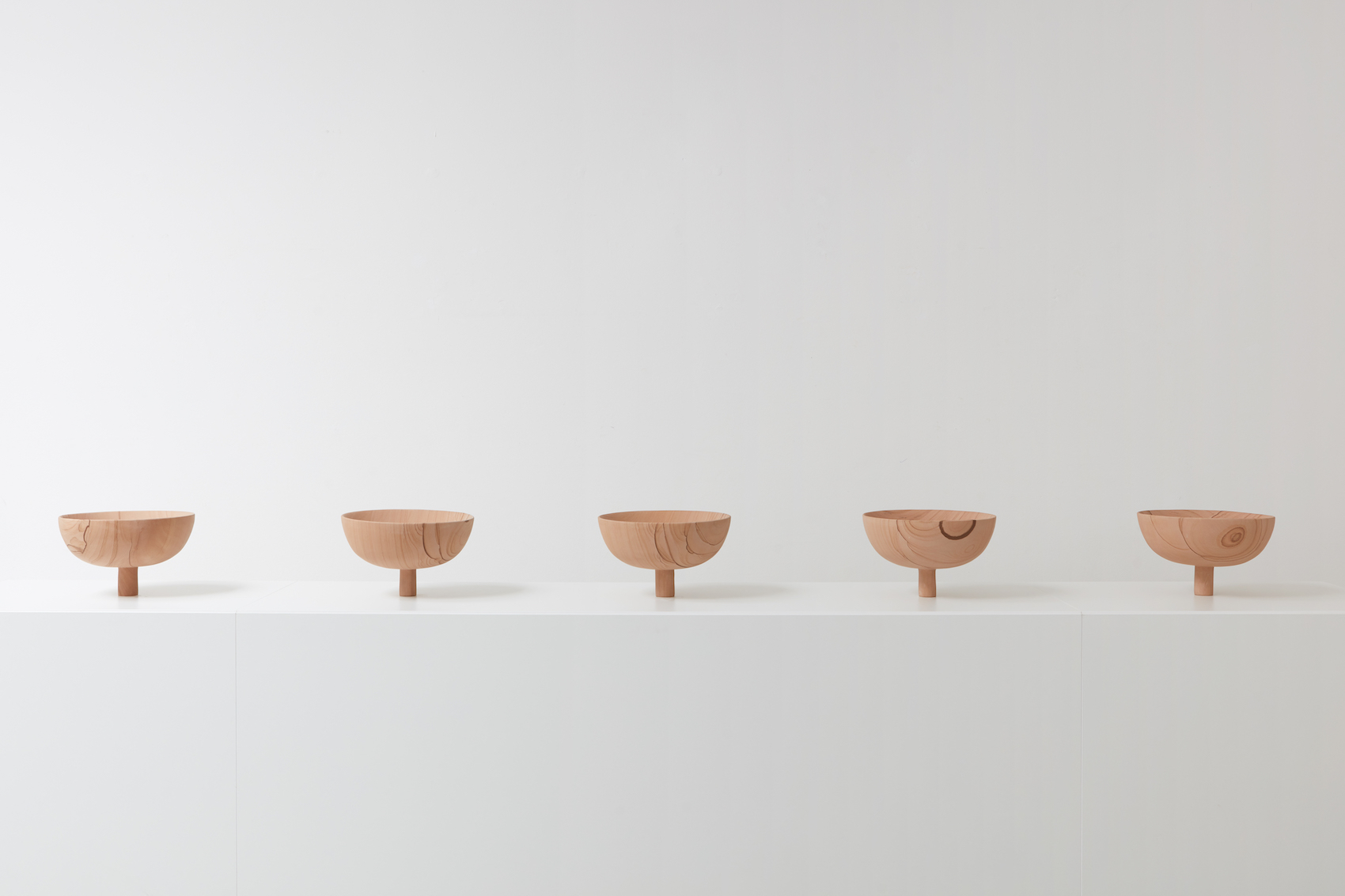 "Minimalist Collection of Objects and Pieces ""Desert Collection"" by Hagit Pincovici"