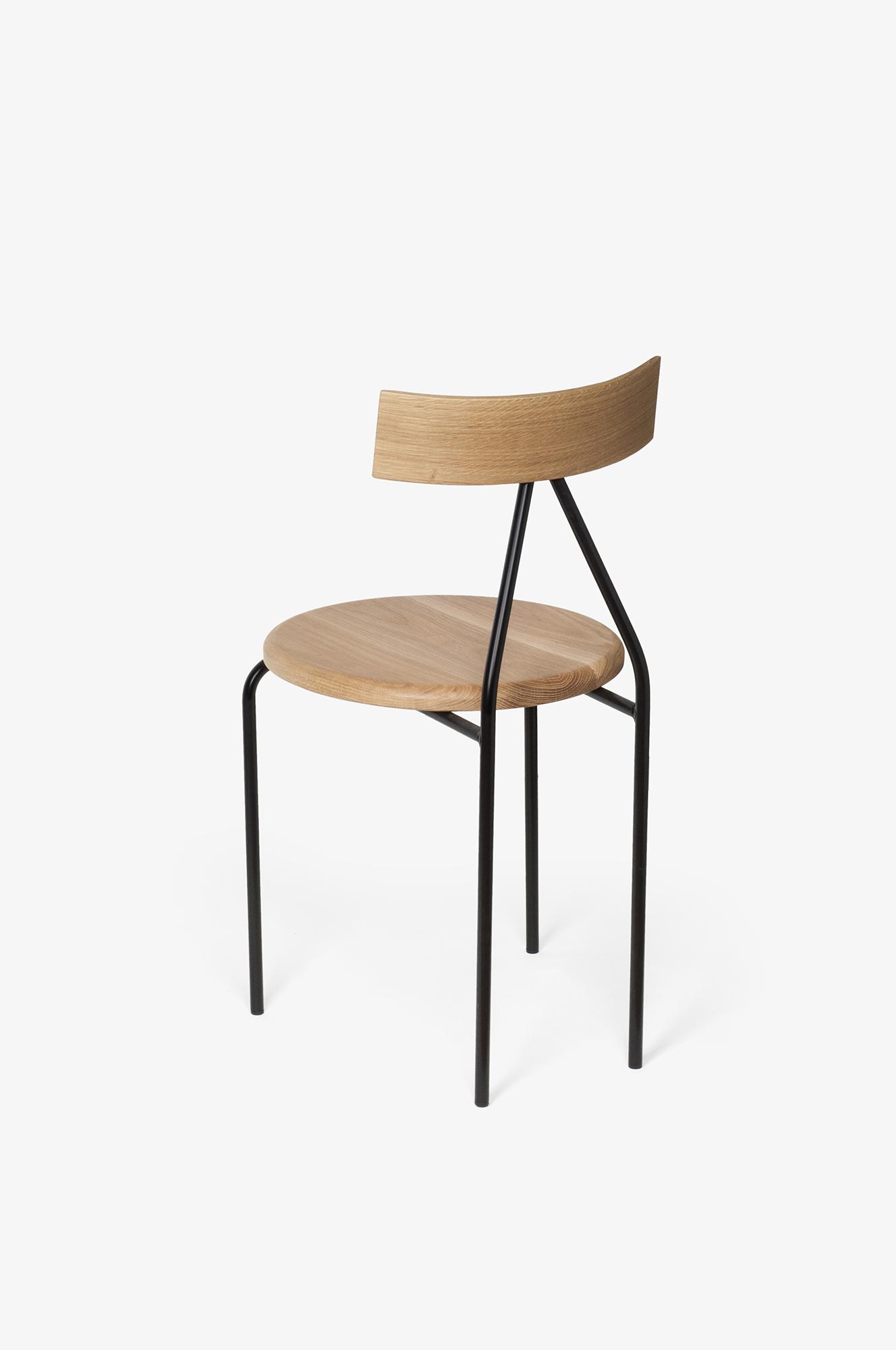 Minimalist Furniture: Gofi Chair by Goula / Figuera Studio