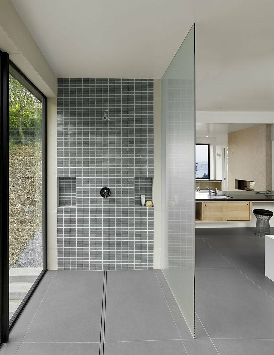 Single-Story Mid-Century House Addition by Cary Bernstein | Architect in Tiburon, California