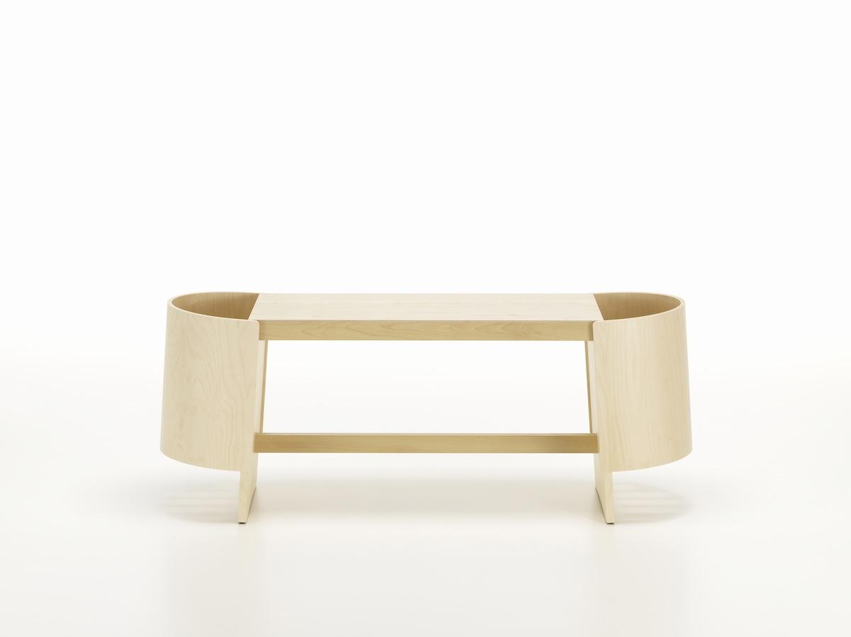 Kiulu Bench by Koichi Futatsumata Studio