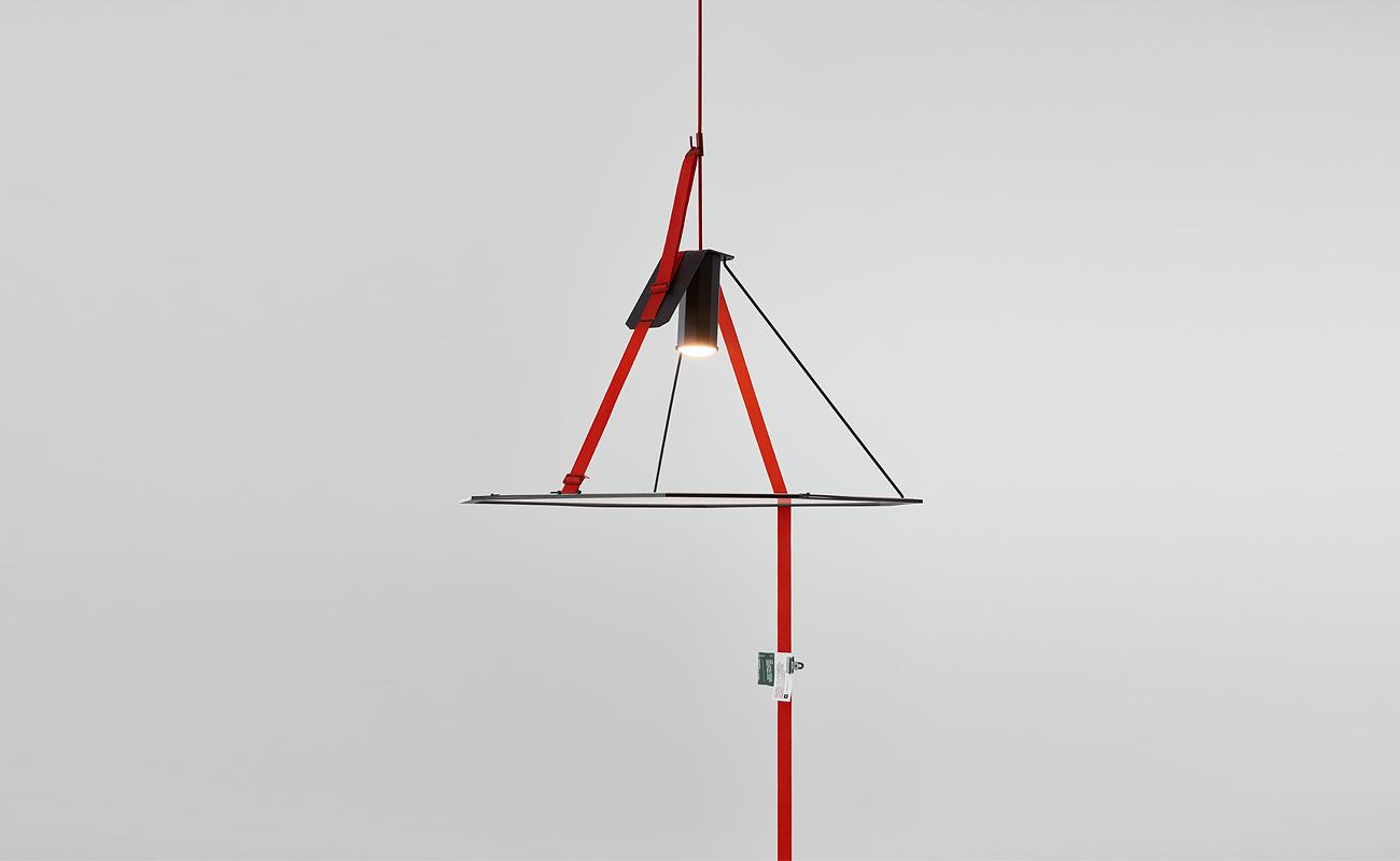 Minimalist Pendant Lamp by Joongho Choi