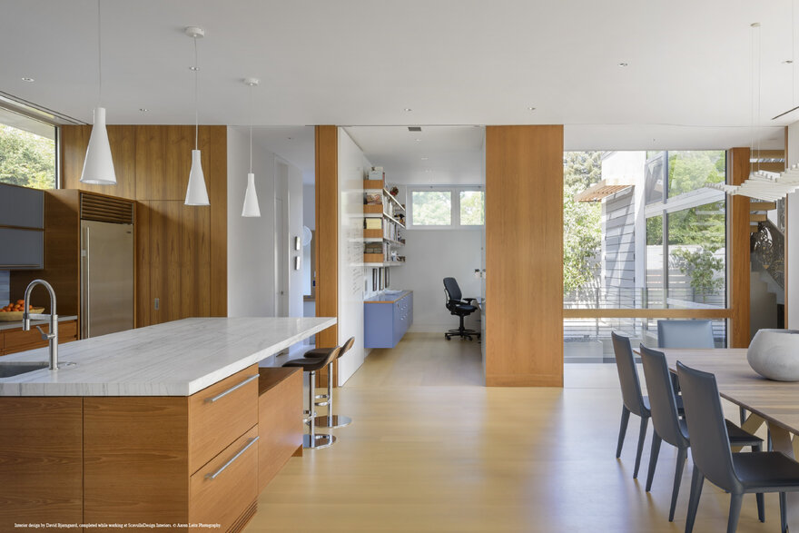 Palo Alto Contemporary House by Bjørn Design in California, United States