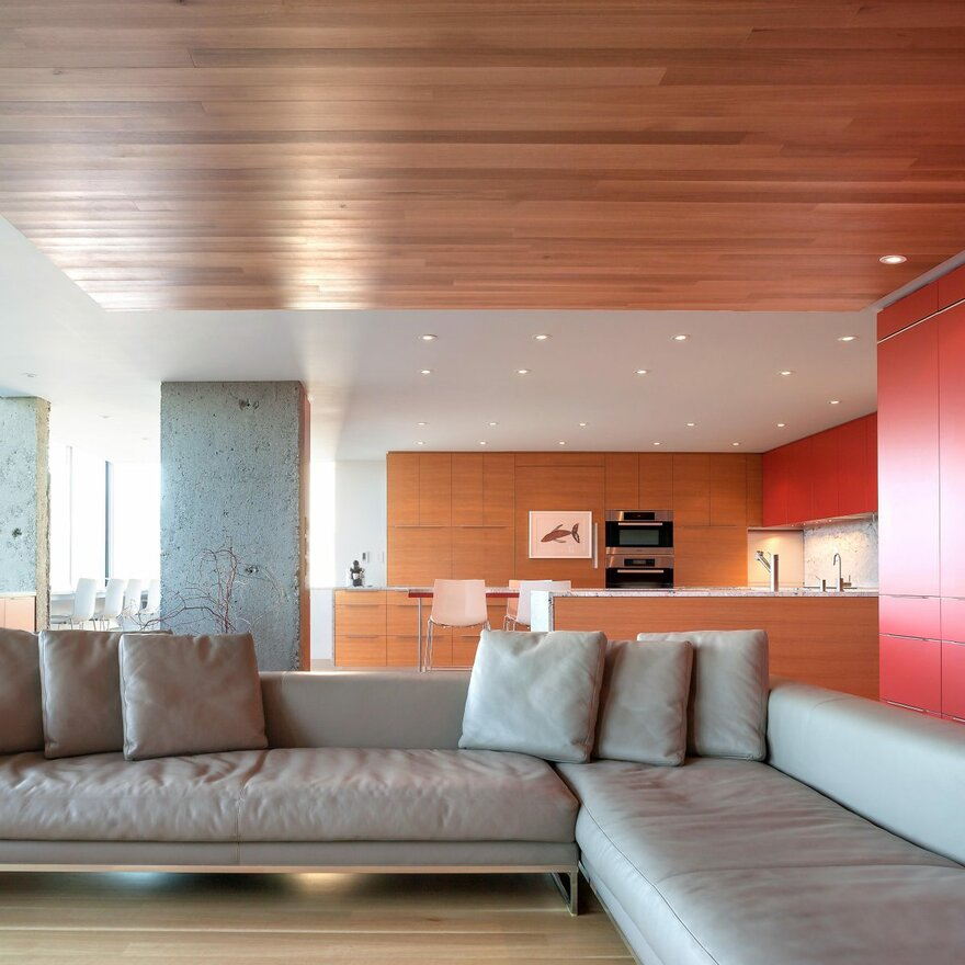 Park View Residence by babienko ARCHITECTS pllc in Seattle, Washington