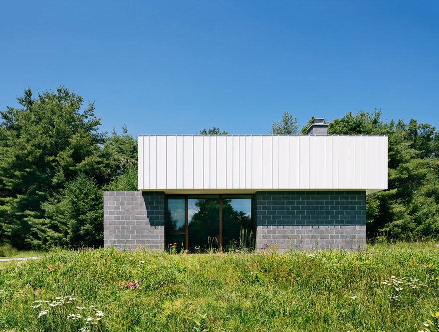 Catskills House by J_spy Architecture in White Lake, New York, United States
