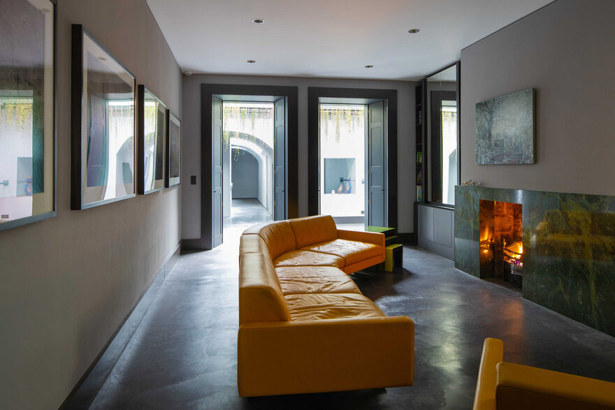 D2 Townhouse by Jake Moulson in Dublin, Ireland