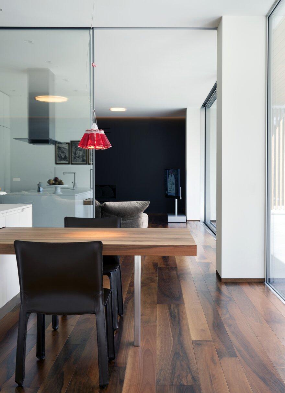 Geef House by Damilano Studio Architects in Sondrio, Italy
