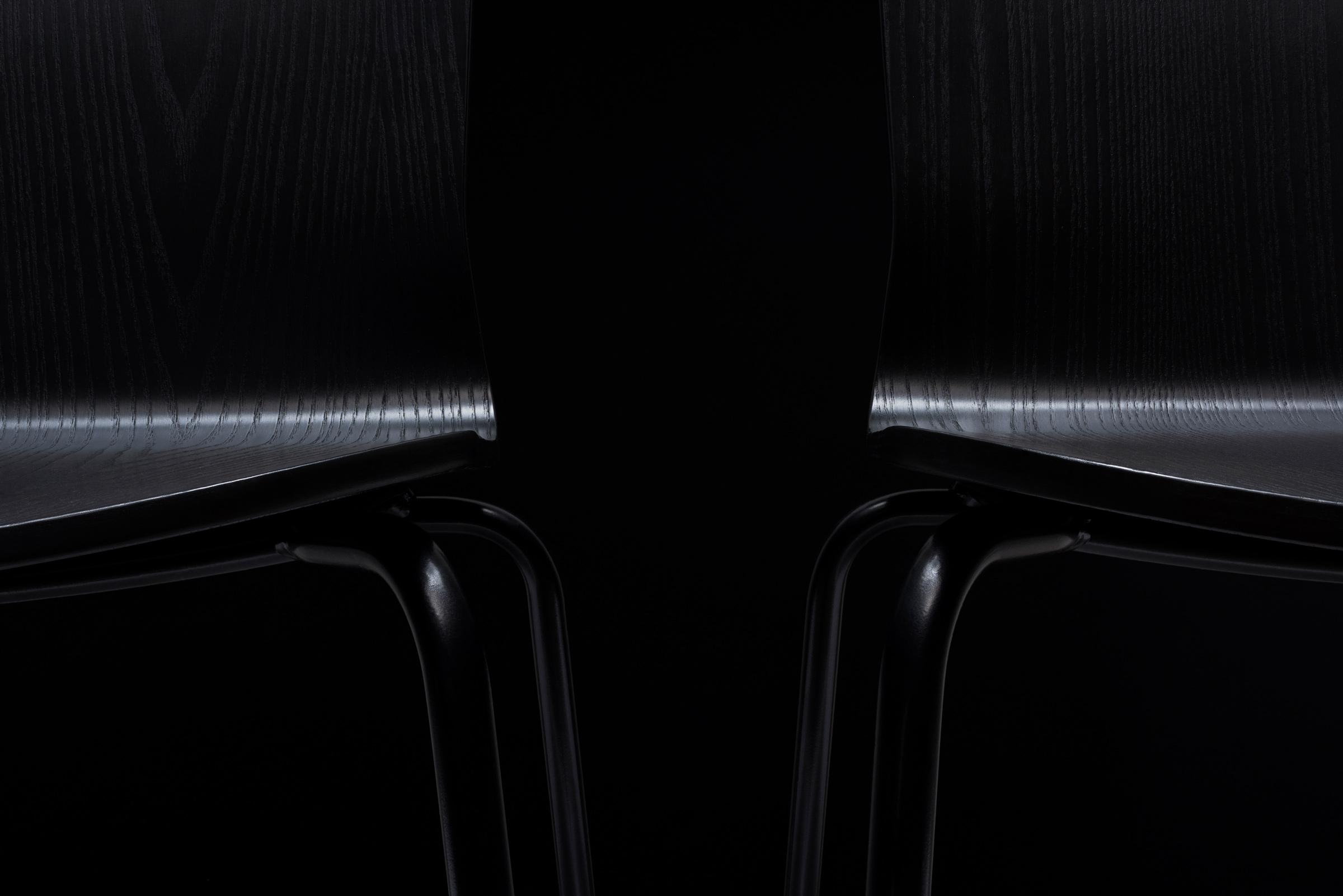 Minimalist Chair Hank by kaschkasch
