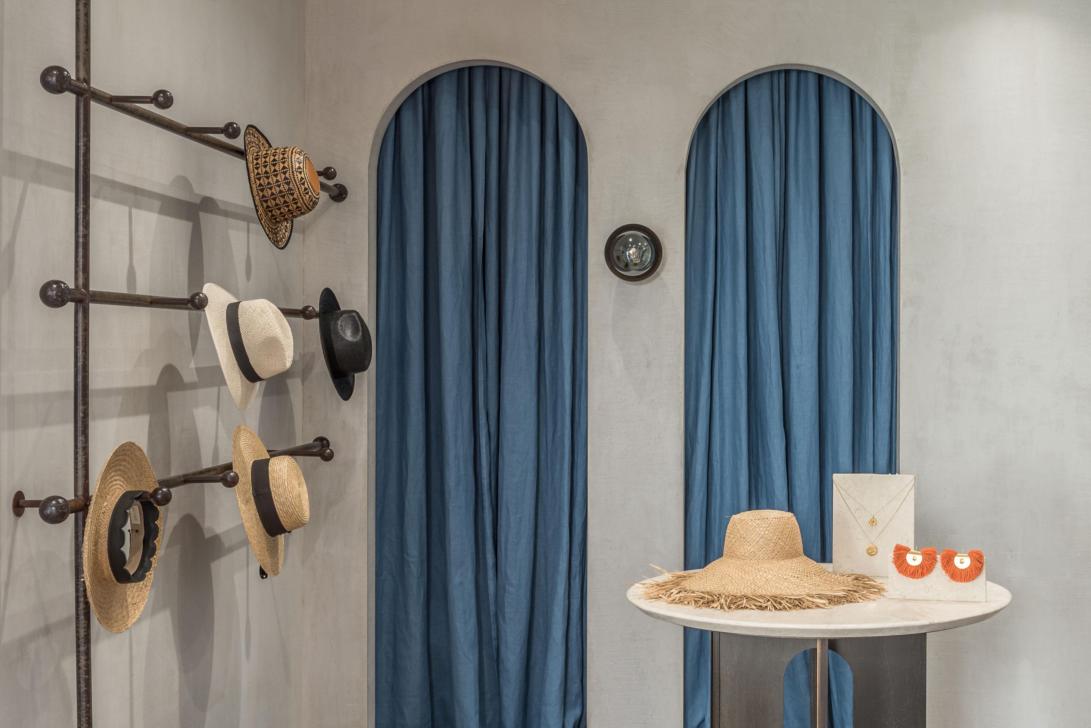 Ficurini Concept Store in Afytos, Greece by Normless Architecture Studio