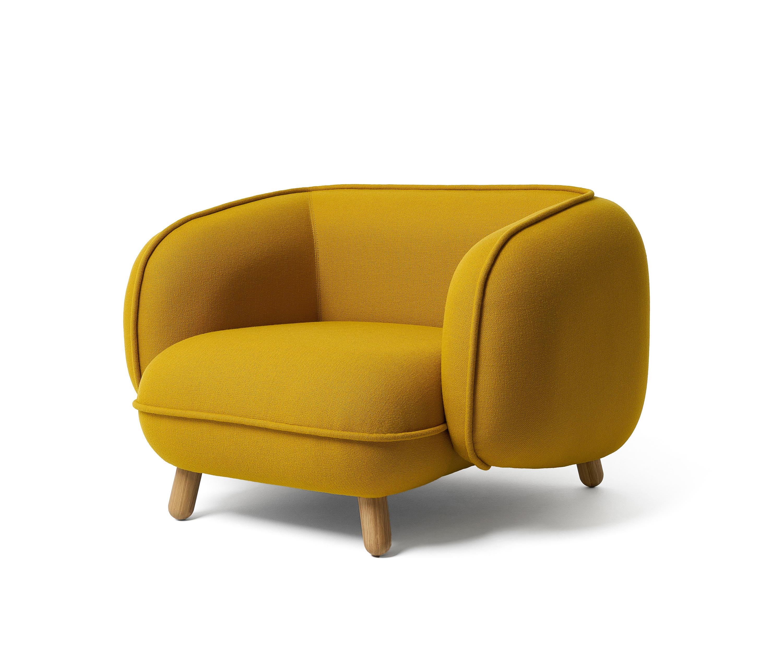 Basset Armchair by jotjot