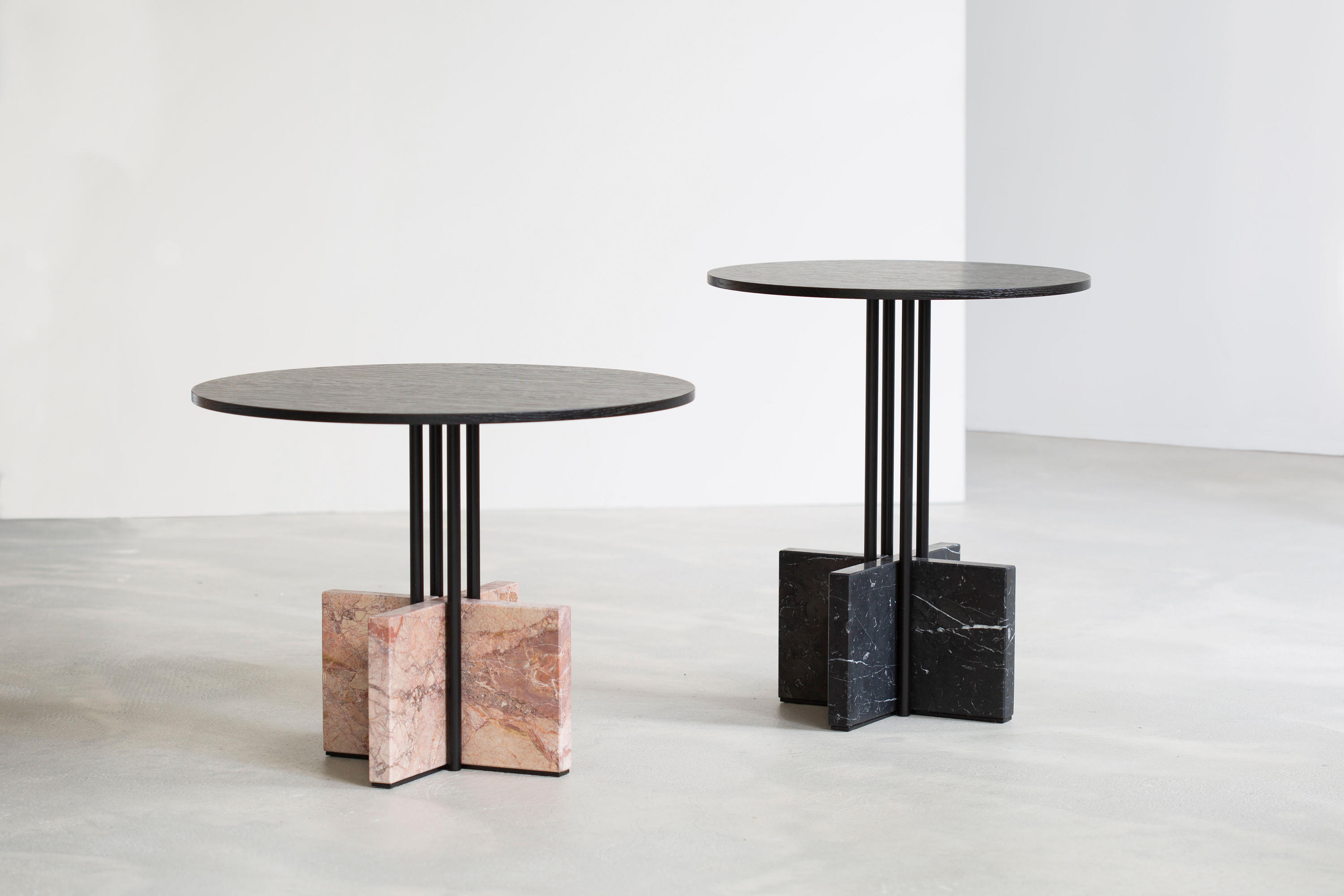 GRAVITY Table by Hanne Willmann for Favius
