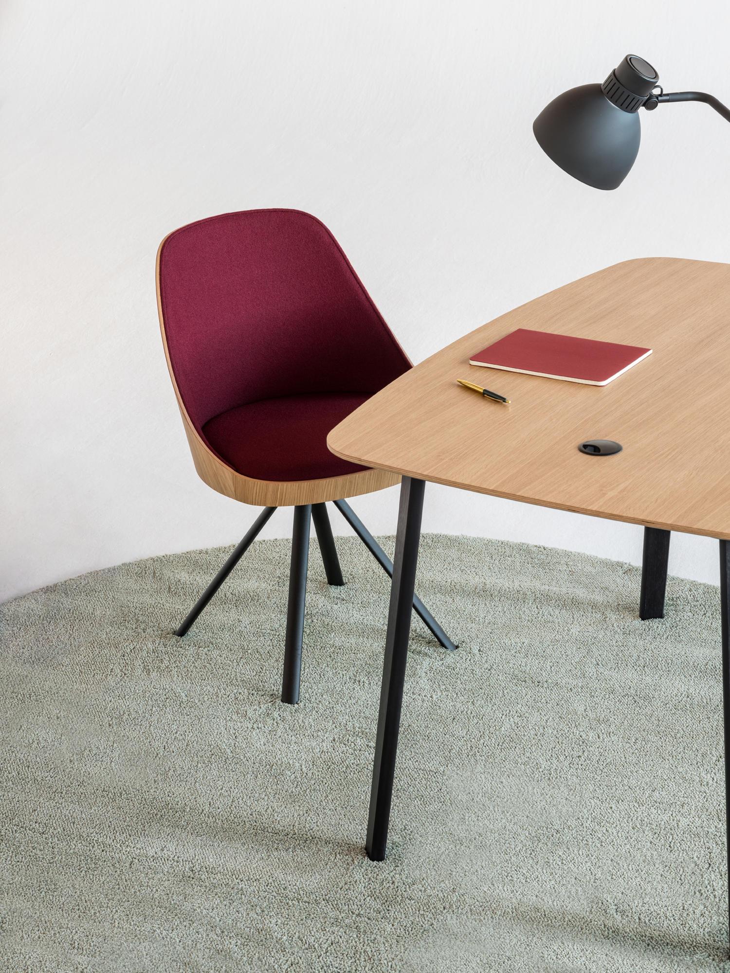 Kaiak Lounge by Estudi Manel Molina for ENEA