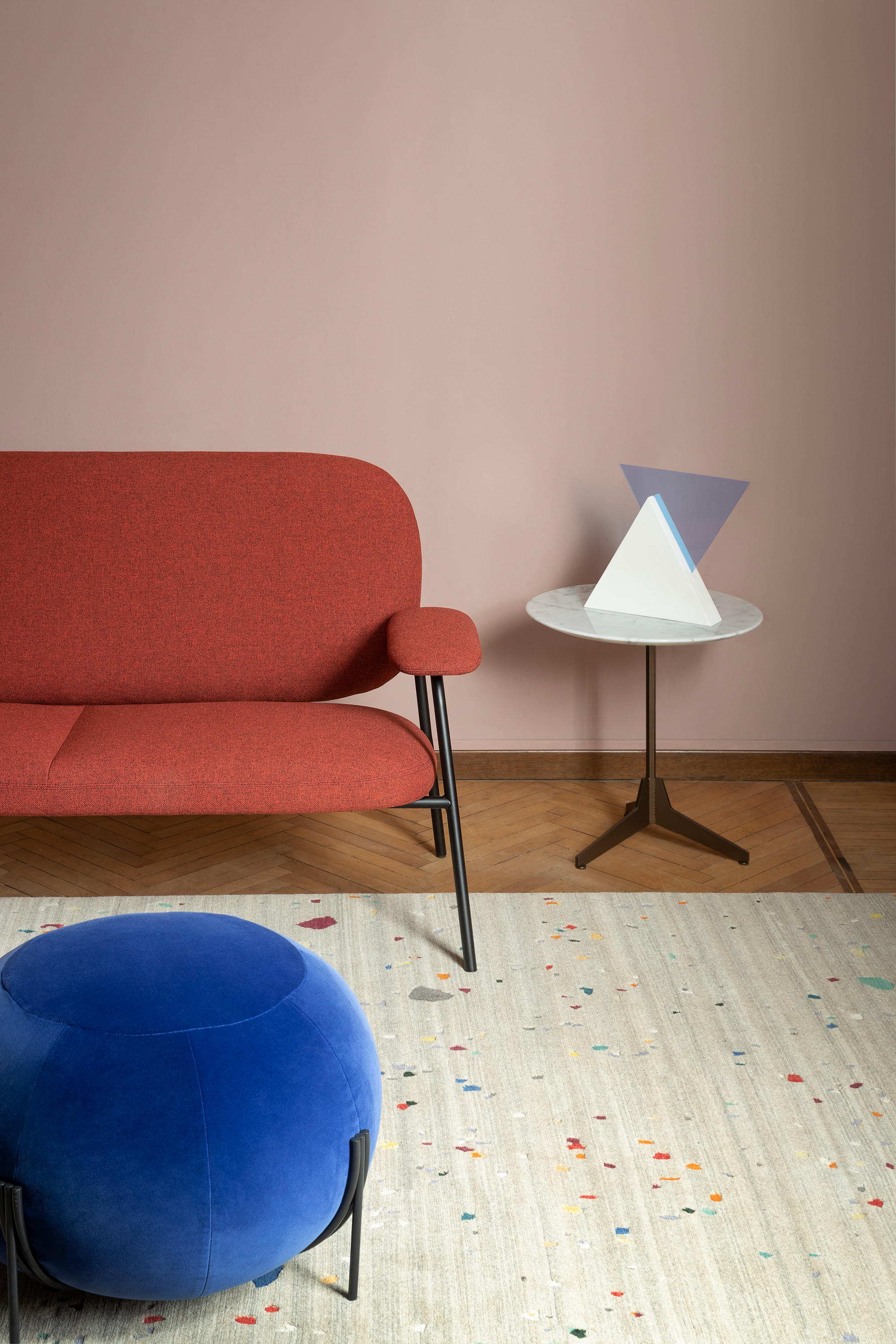 Philo Seating Collection by Saba Italia