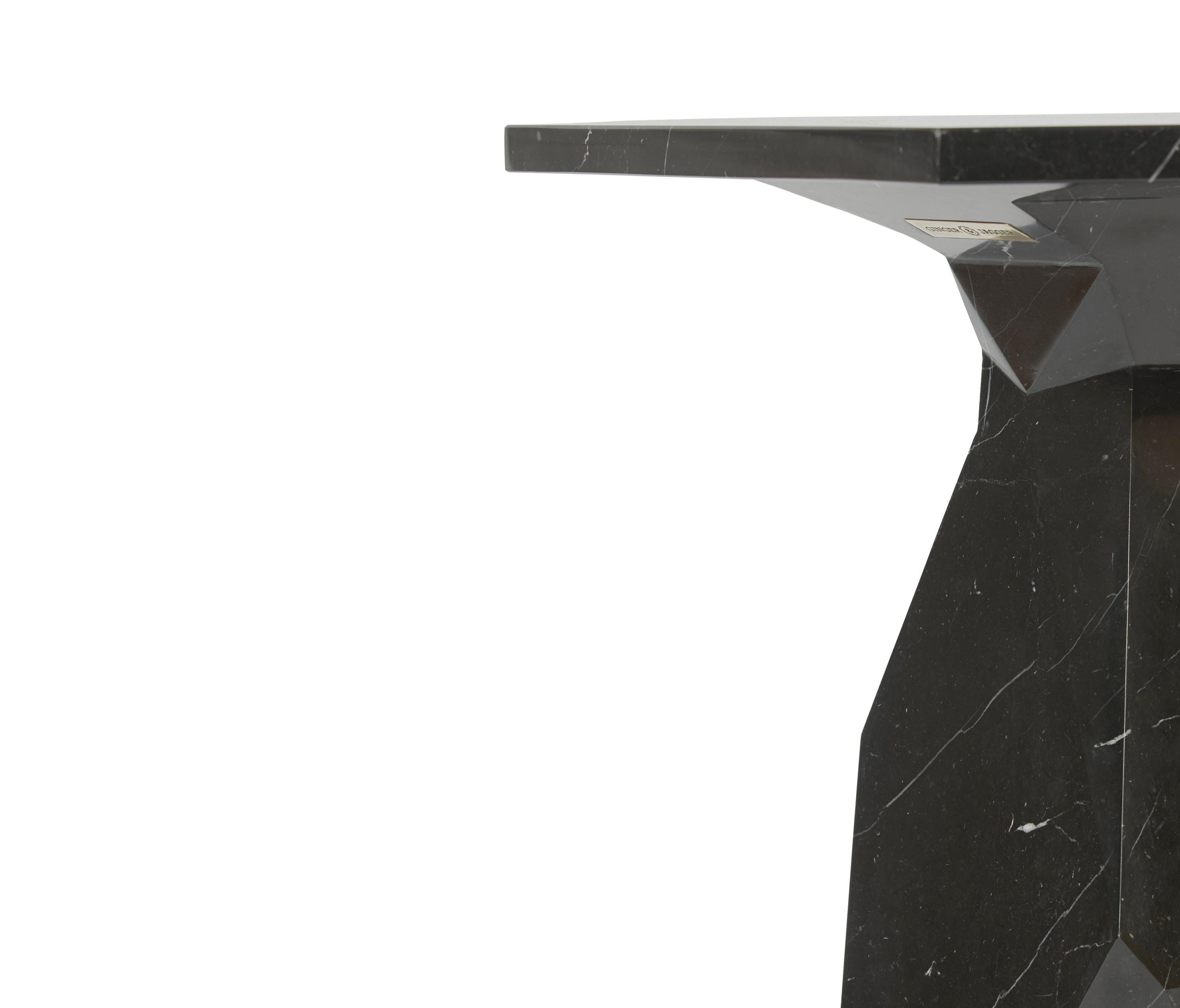 Rock Table by GINGER&JAGGER
