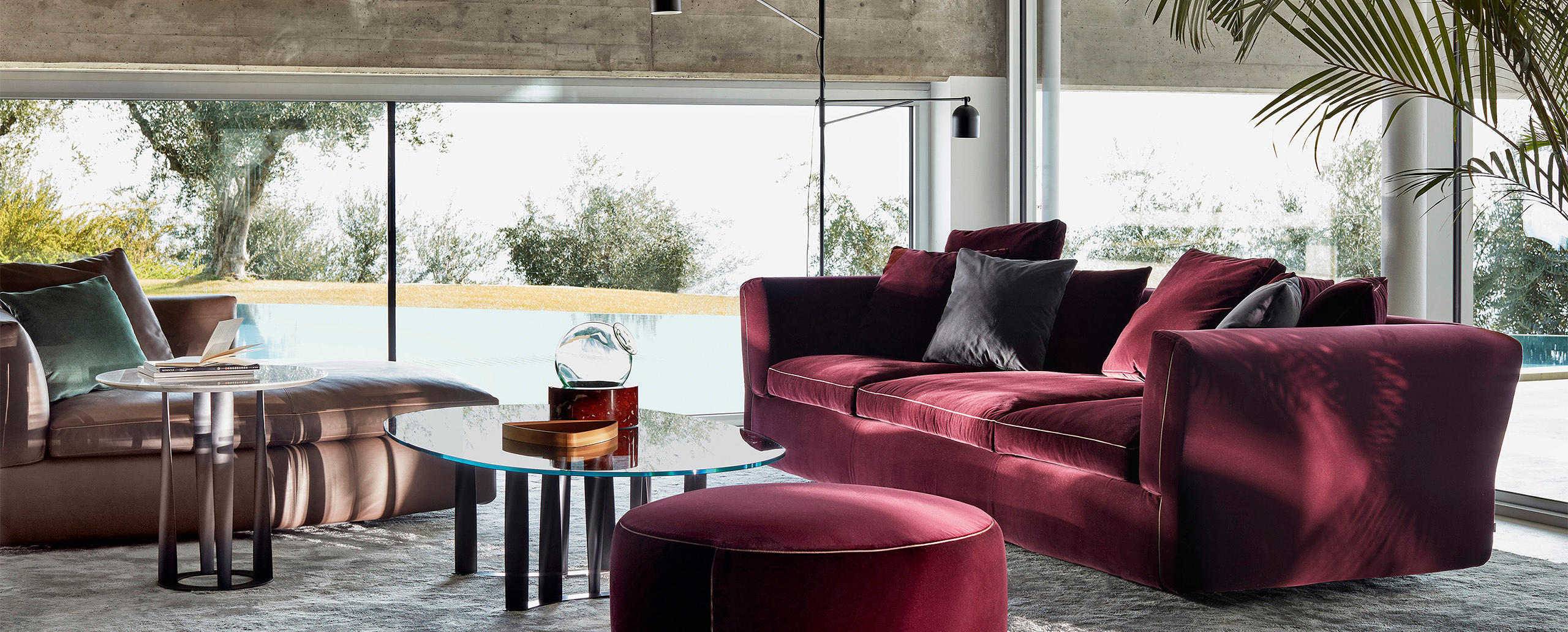 Dress-Up! Modular Sofa by Cassina