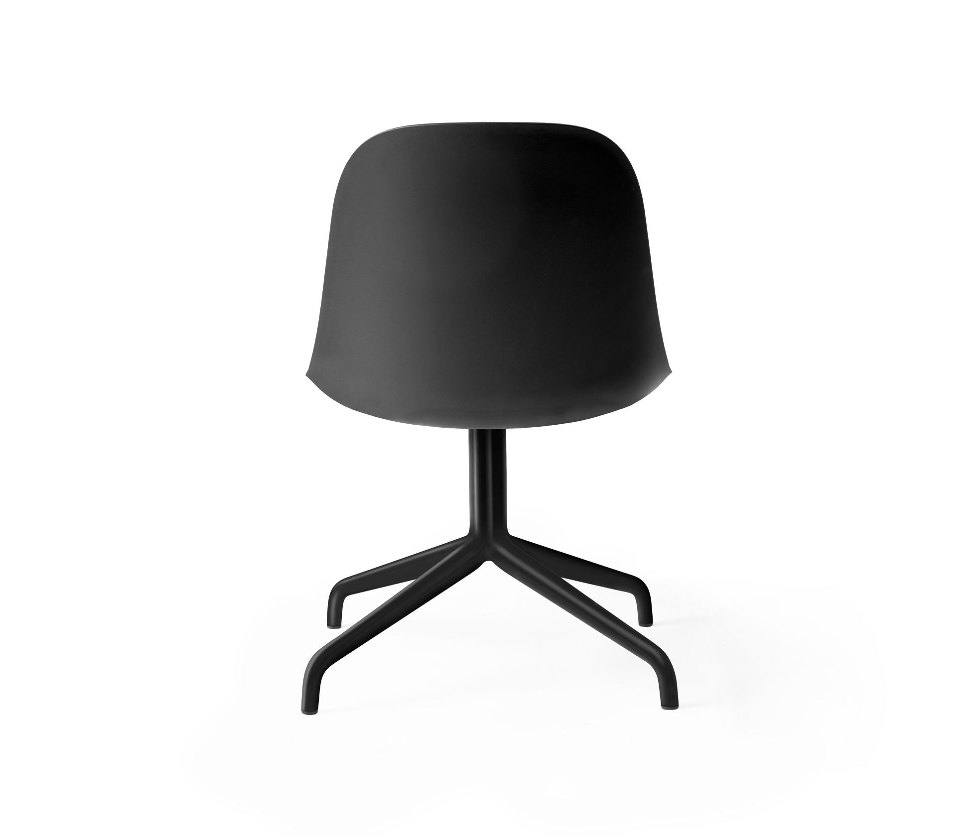 Harbour Swivel Side Chair by Menu