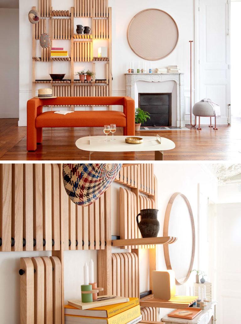 Modular Furniture System by Artem Zakharchenko-Halytskyi