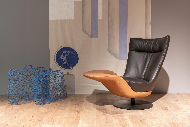 Pli Lounge Chair by FSM