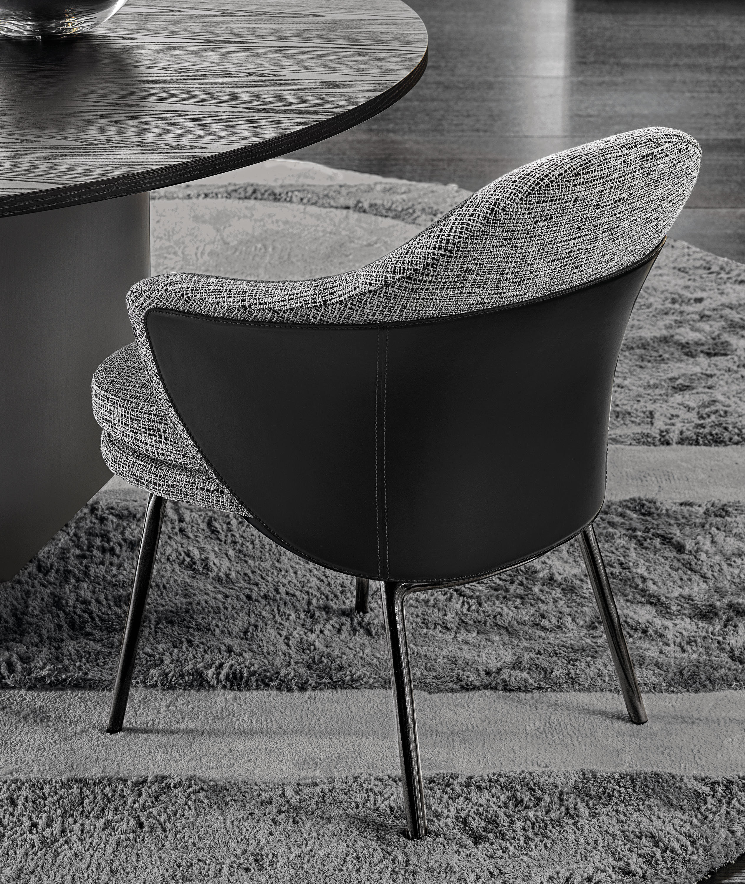 Angie Chair by Minotti