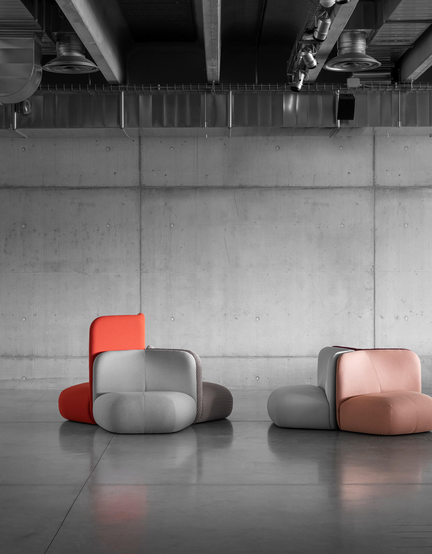 Botera Modular Seating by Miniforms