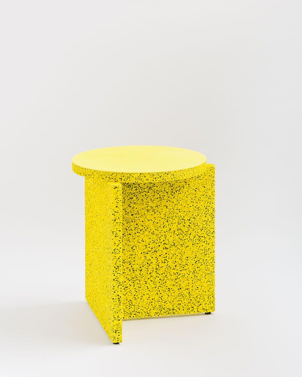 Sponge Table by Calen Knauf