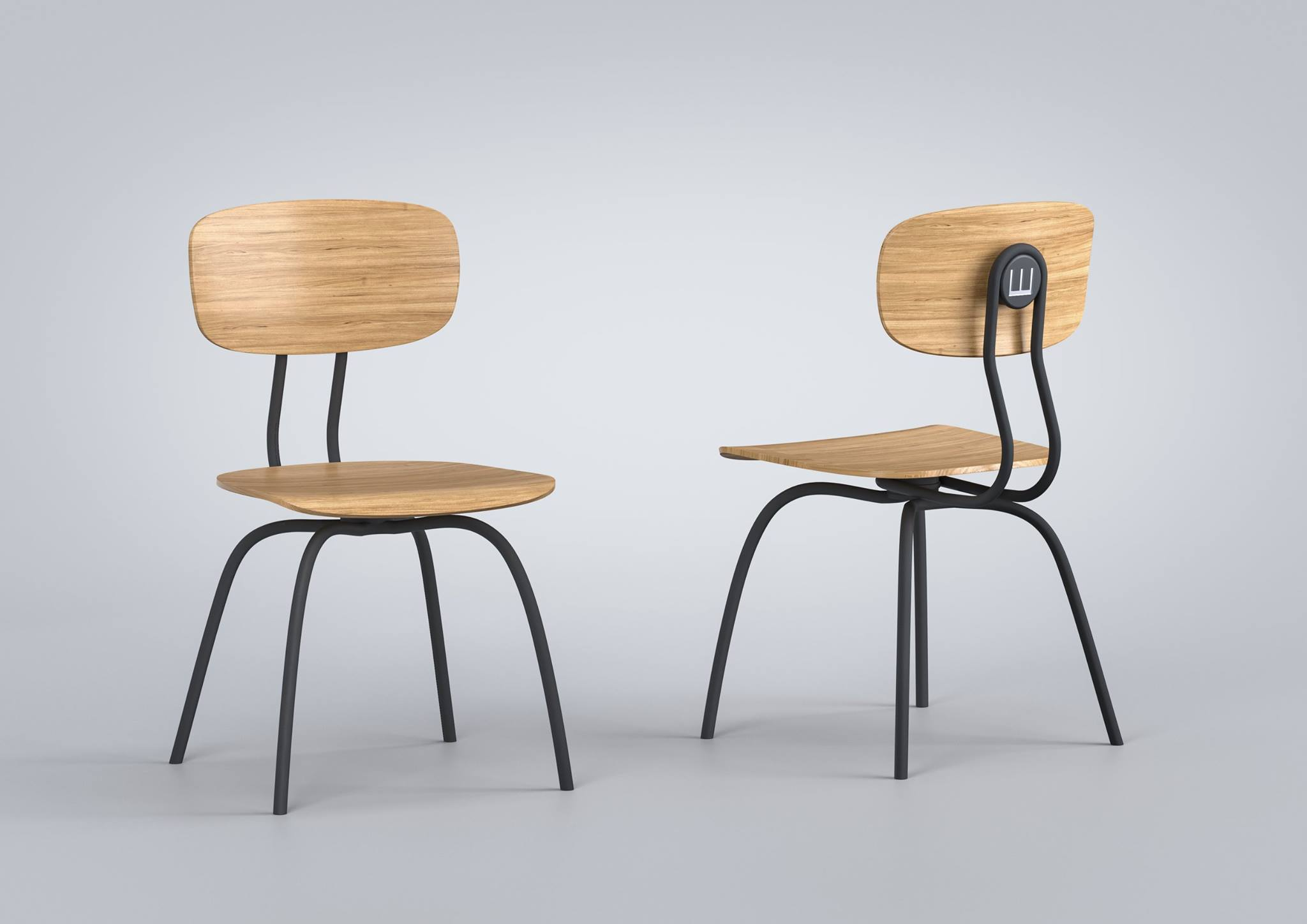 W-1970 Chair by Florian Kienast for Wagner