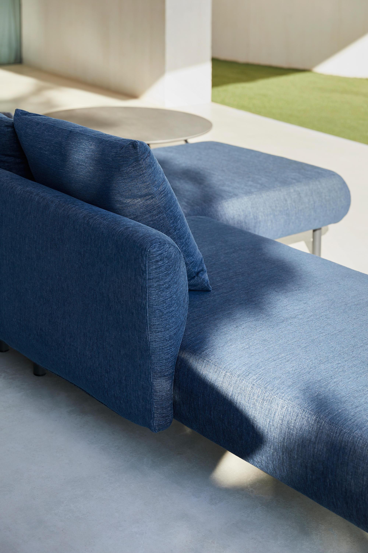 Salinas Outdoor Seating Collection by Santiago Sevillano for Musola