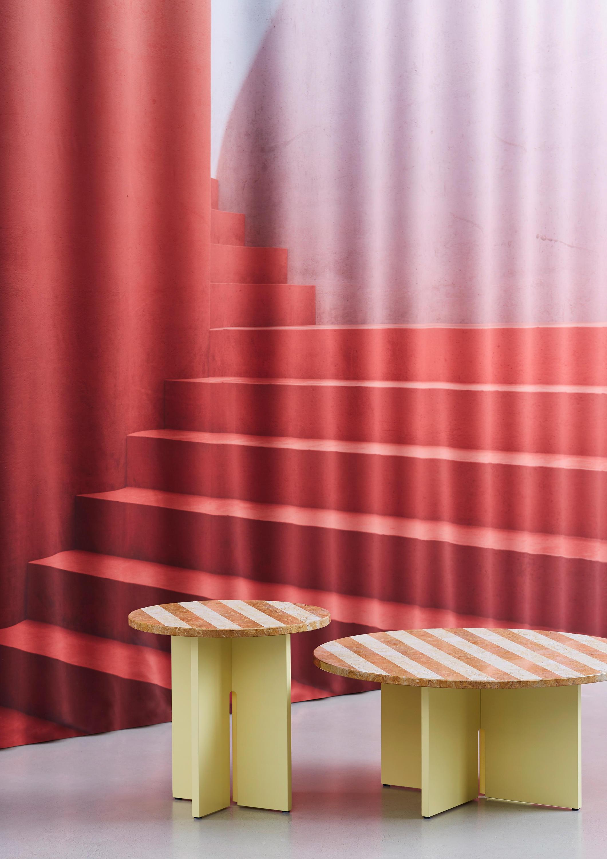 Sediment Tables by Studio Besau Marguerre for Favius