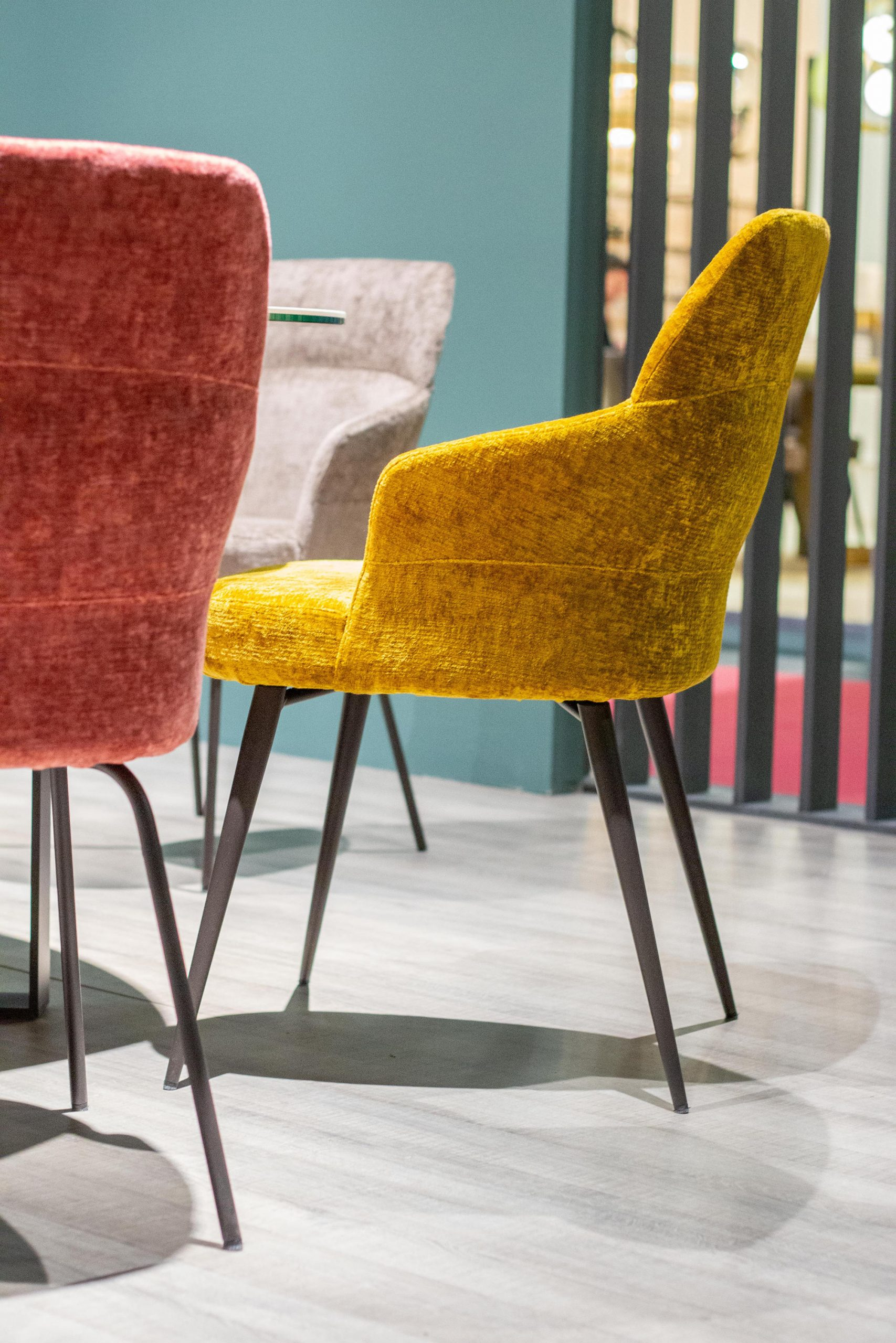 Nubo Chair by Santiago Sevillano for Dressy