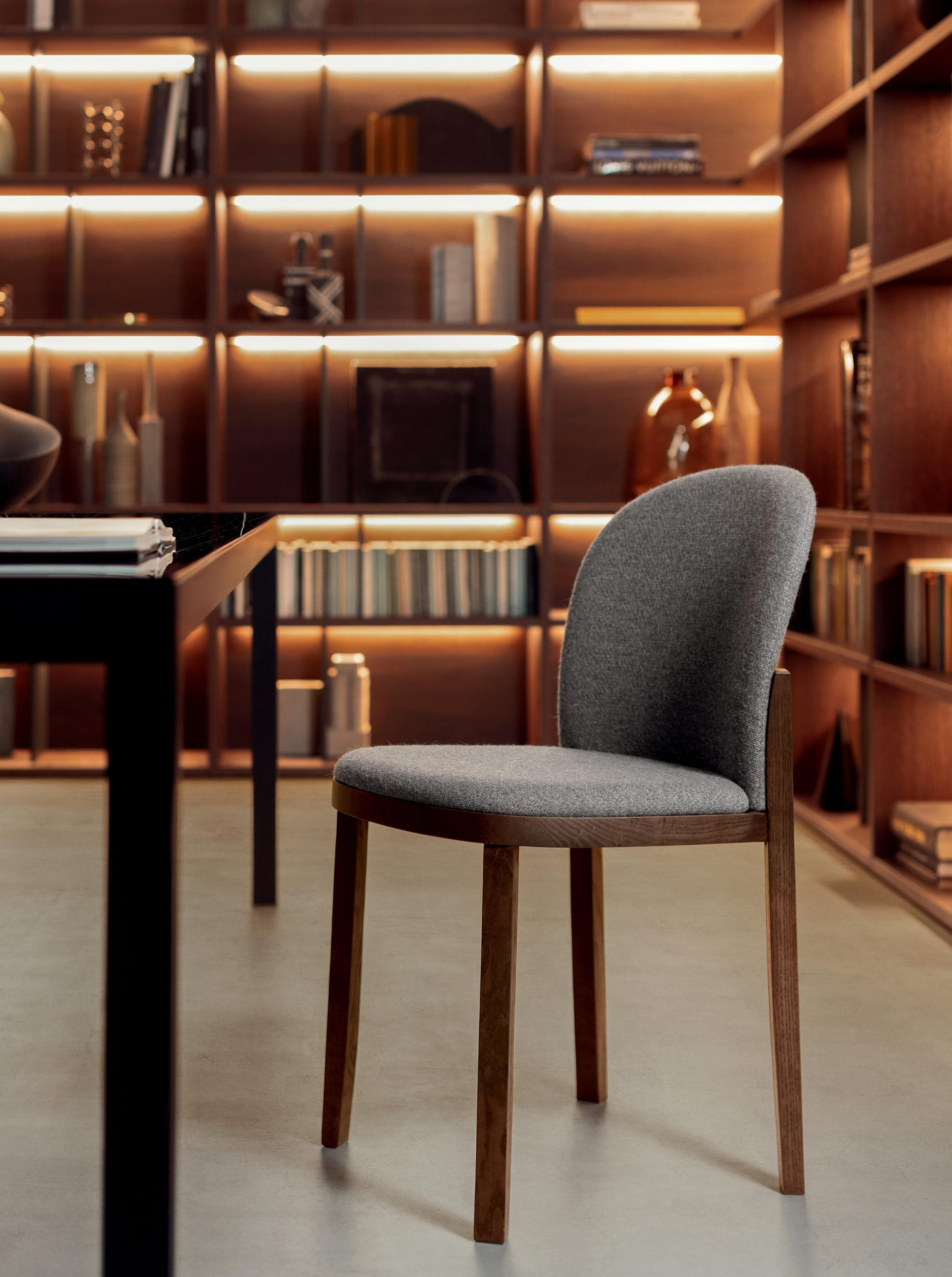 Orchestra Dining Chair by Philippe Tabet for Pianca