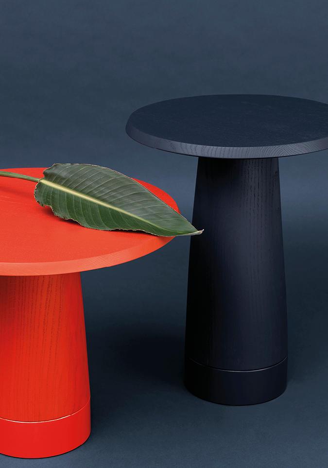 AMANITA Side Table by Schönbuch