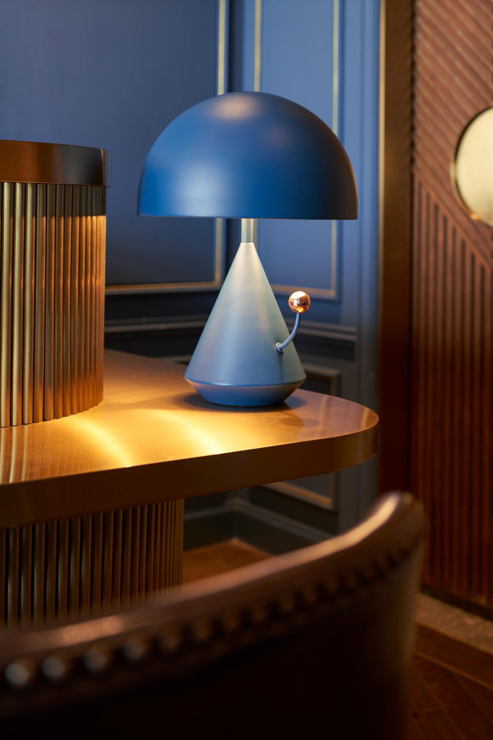 Dali Divina Lamp by Thomas Dariel for Maison Dada