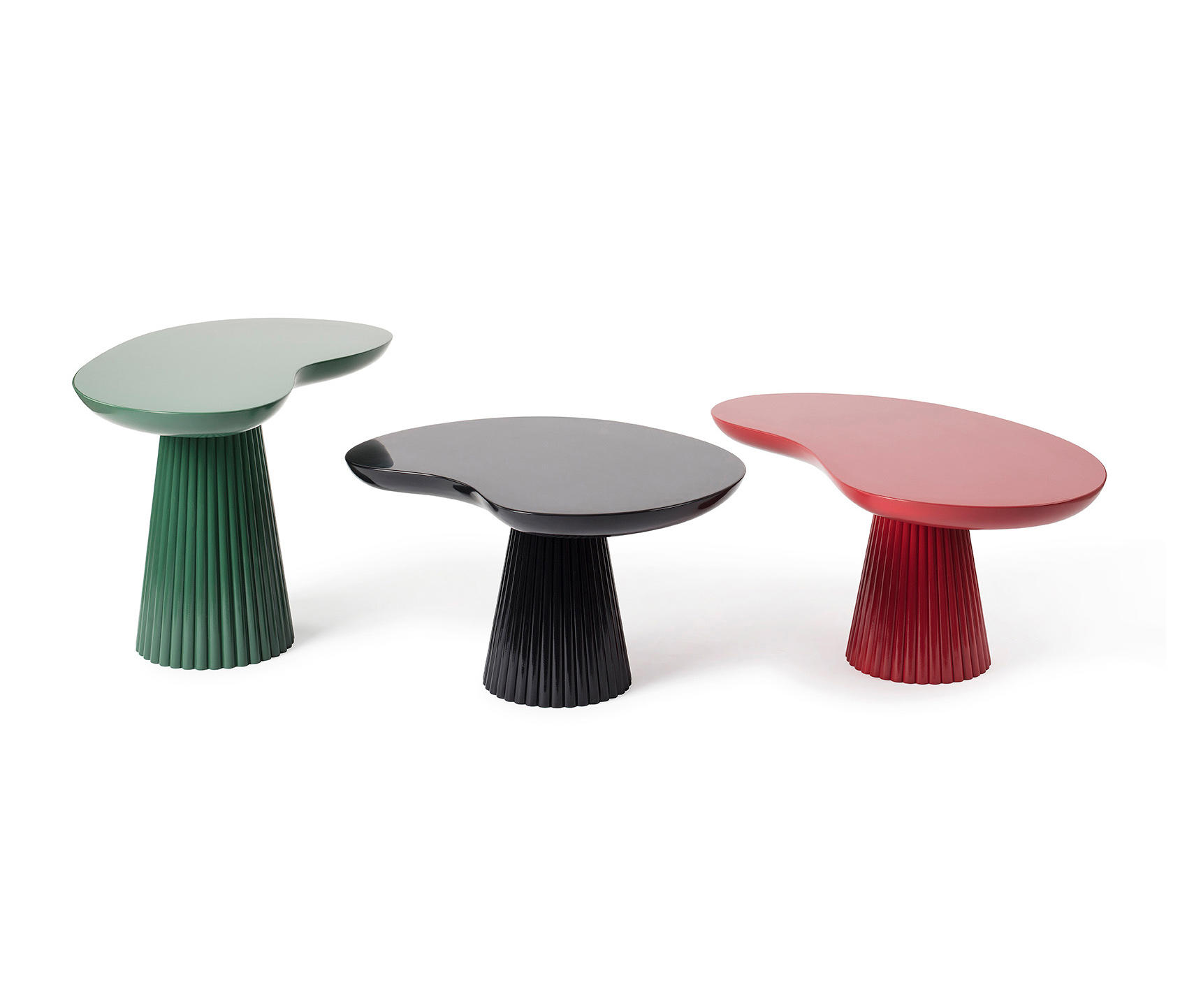 Mira Side Tables by Maison Dada